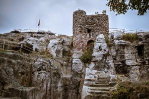 Ausflug zur Burgruine Hohnstein